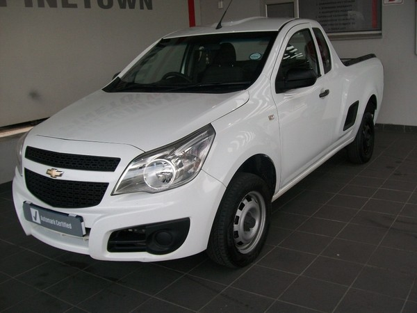 2014 Chevrolet Corsa Utility 1.4 Sc Pu  Kwazulu Natal Pinetown_0
