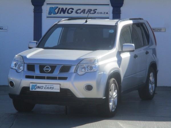 2012 Nissan X-Trail 2.0 Dci 4x2 Xe r82r88  Eastern Cape Port Elizabeth_0