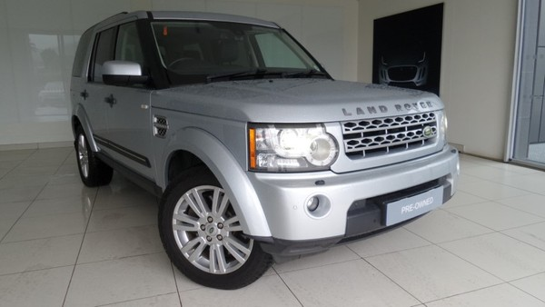 2010 Land Rover Discovery 4 5.0 V8 Hse  Gauteng Roodepoort_0