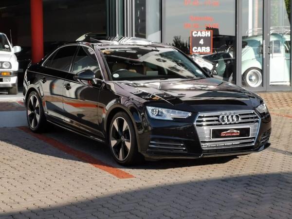 2016 Audi A4 2.0T FSI SPORT S Tronic Gauteng Sandton_0