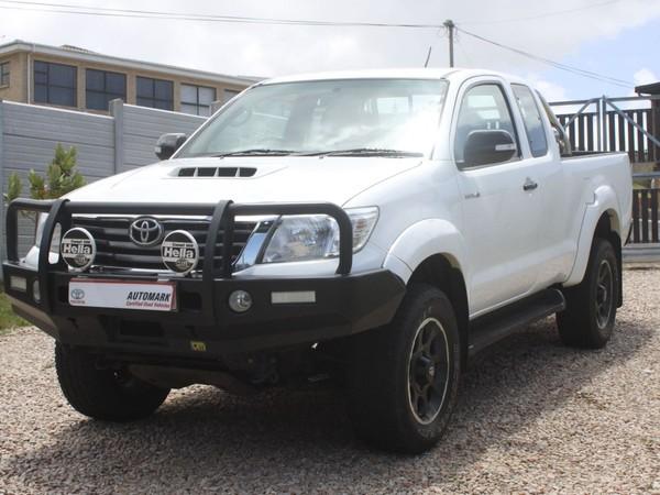 2014 Toyota Hilux 3.0d-4d Raider Xtra Cab Pu Sc  Western Cape Mossel Bay_0