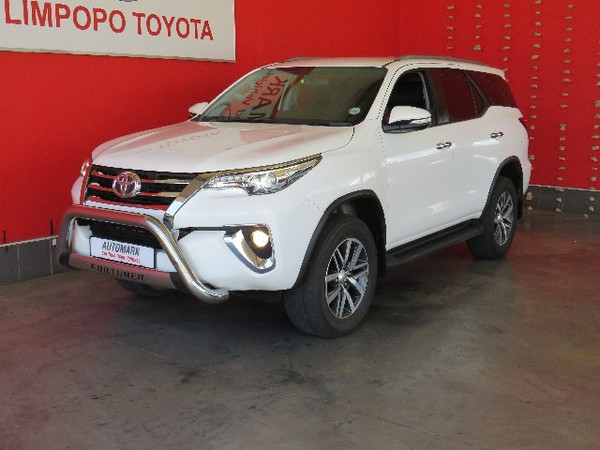 2016 Toyota Fortuner 2.8GD-6 RB Auto Limpopo Polokwane_0