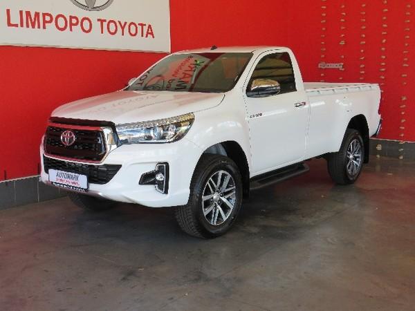 2019 Toyota Hilux 2.8 GD-6 Raider 4X4 Single Cab Bakkie Limpopo Polokwane_0