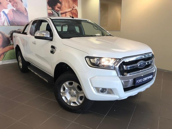 2018 Ford Ranger 3.2TDCi XLT 4X4 AT PU SUPCAB Western Cape Ottery_0