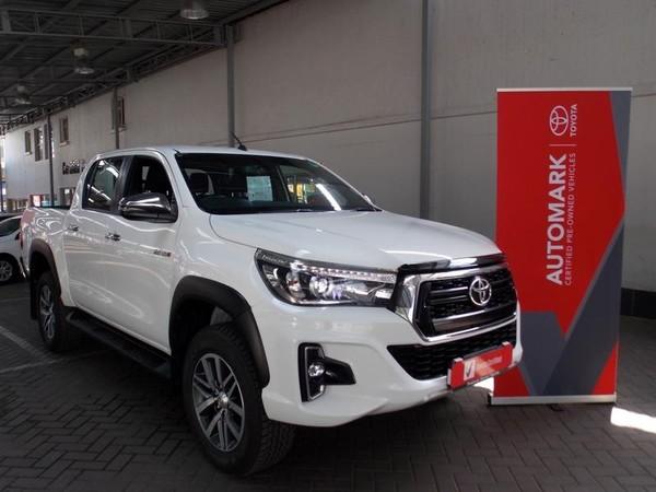 2019 Toyota Hilux 2.8 GD-6 Raider 4X4 Double Cab Bakkie Auto Gauteng Pretoria North_0