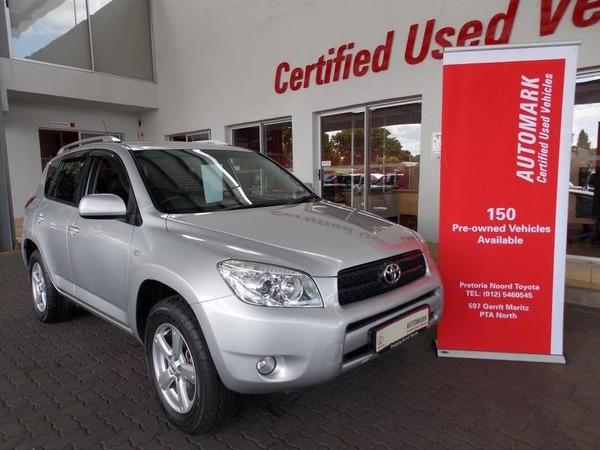 2008 Toyota Rav 4 Rav4 2.2d-4d Vx  Gauteng Pretoria North_0