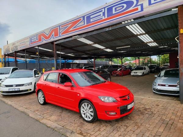 2008 Mazda 3 2.3 Mps  Gauteng Benoni_0