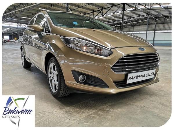 2013 Ford Fiesta 1.0 Ecoboost Trend 5dr  Gauteng Karenpark_0