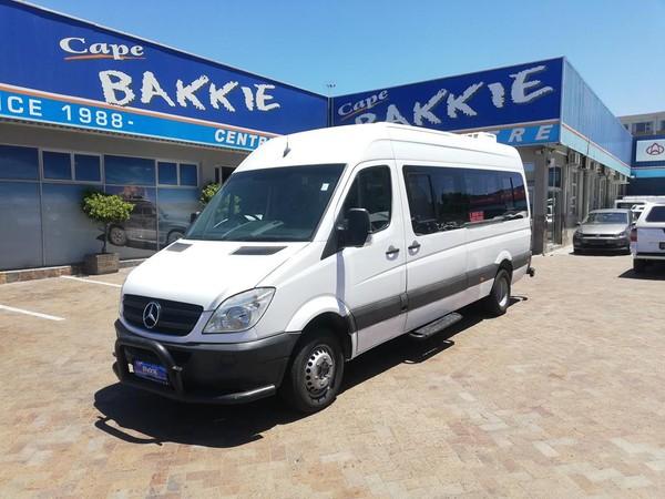 2014 Mercedes-Benz Sprinter 515 CDi FC Panel Van Western Cape Parow_0