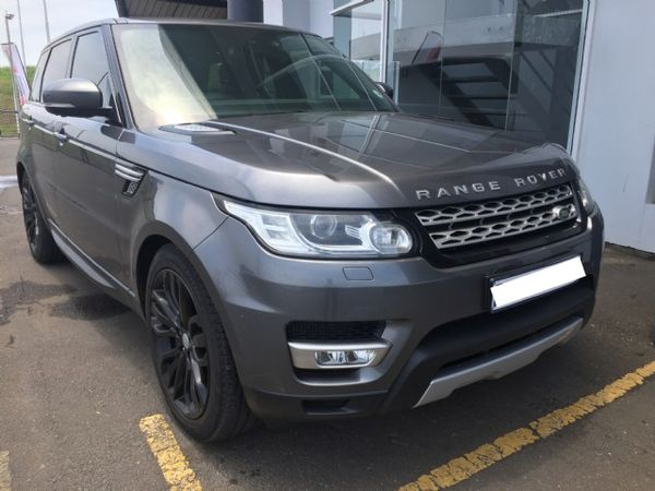 2016 Land Rover Range Rover Sport 3.0 SDV6 HSE Kwazulu Natal Mount Edgecombe_0