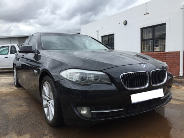 2012 BMW 5 Series 535d At  Kwazulu Natal Mount Edgecombe_0