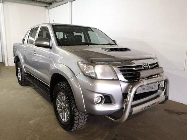 2015 Toyota Hilux 3.0 D-4D LEGEND 45 RB Double Cab Bakkie Gauteng Pretoria_0