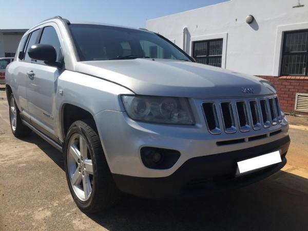 2011 Jeep Compass 2.0 Cvt Ltd  Kwazulu Natal Mount Edgecombe_0