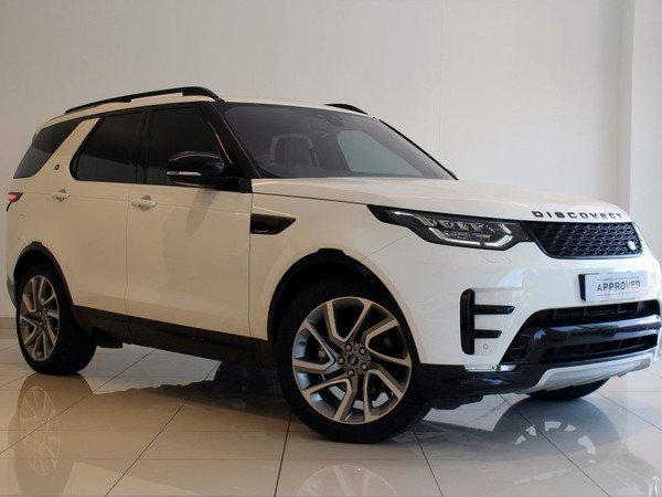 2019 Land Rover Discovery 3.0 TD6 HSE Luxury Western Cape Goodwood_0