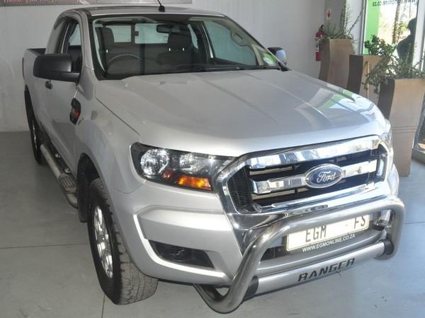 2016 Ford Ranger 2.2TDCi XL Auto Single Cab Bakkie Free State Bloemfontein_0