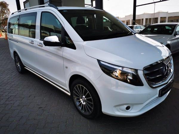 2018 Mercedes-Benz Vito 114 2.2 CDI FC PV Gauteng Pretoria_0