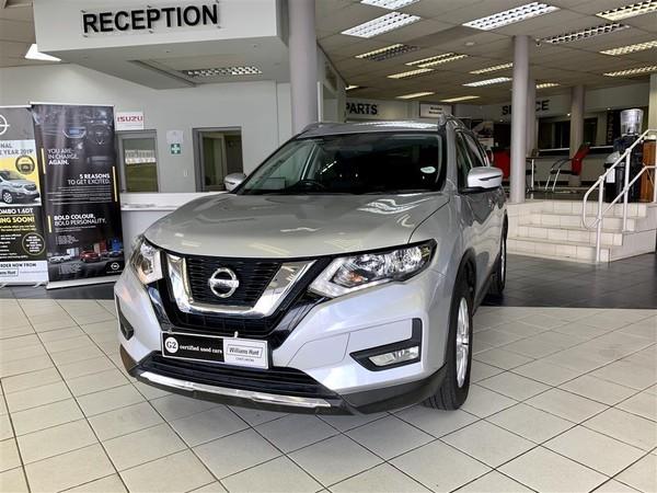 2019 Nissan X-Trail 2.5 Acenta 4X4 CVT Gauteng Centurion_0