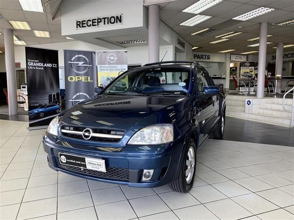 2009 Opel Corsa Utility 1.4i Sport Pu Sc  Gauteng Centurion_0