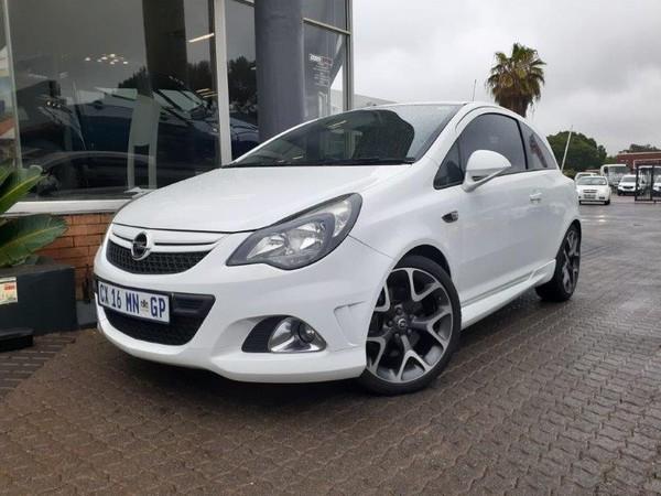 2014 Opel Corsa 1.6 Opc  Gauteng Pretoria_0