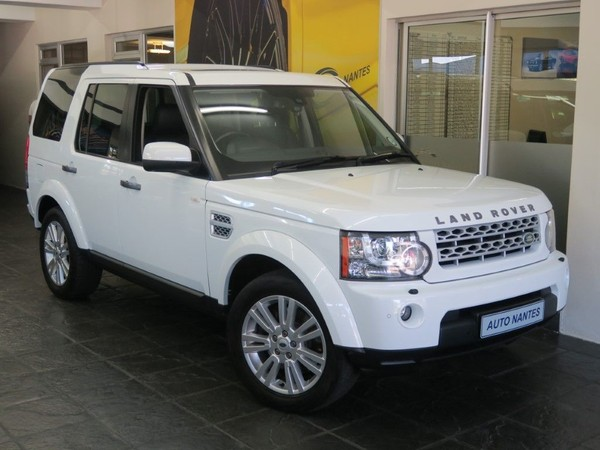 2012 Land Rover Discovery 4 3.0 Tdv6 Se  Western Cape Paarl_0