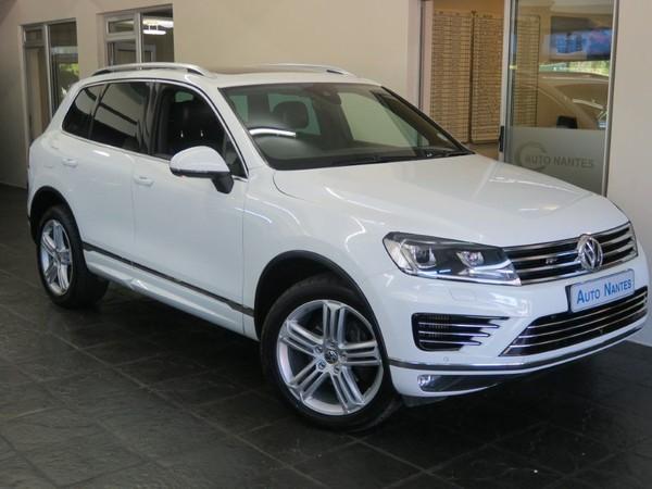 2016 Volkswagen Touareg GP 3.0 V6 TDI Luxury TIP Western Cape Paarl_0