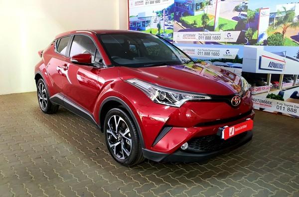 2019 Toyota C-HR 1.2T Plus Gauteng Randburg_0