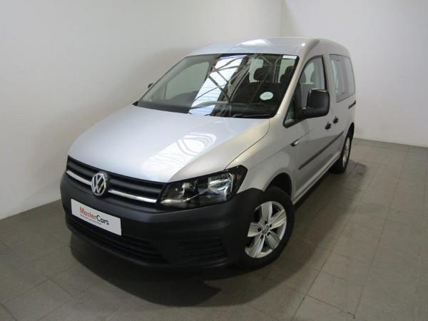 2018 Volkswagen Caddy Crewbus 2.0 TDI Kwazulu Natal Pinetown_0