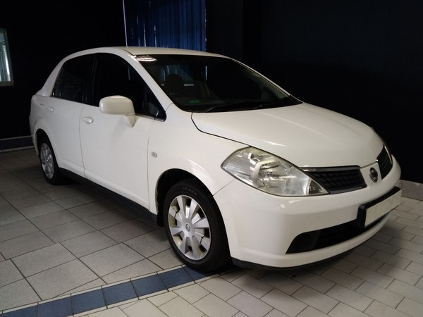 2012 Nissan Tiida 1.6 Visia  AT Sedan Kwazulu Natal Pinetown_0