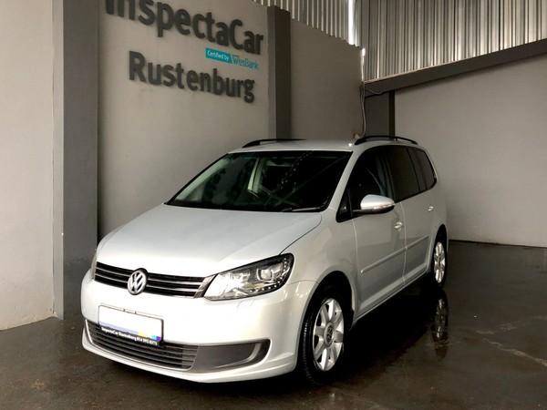 2012 Volkswagen Touran 2.0 Tdi Comfortline  North West Province Rustenburg_0