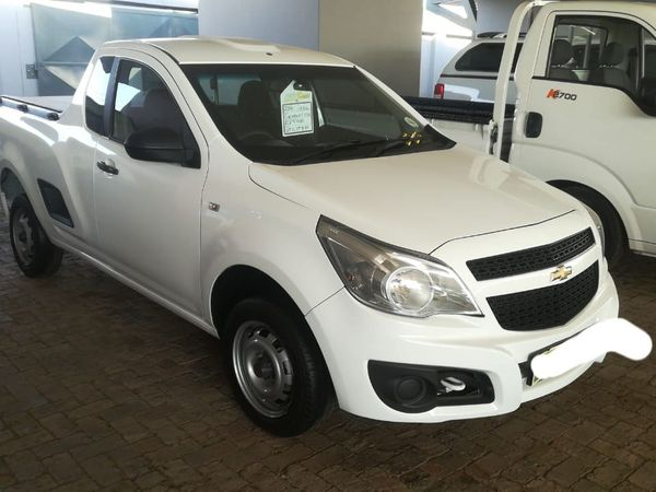 2014 Chevrolet Corsa Utility 1.4 Ac Pu Sc  Gauteng Vereeniging_0