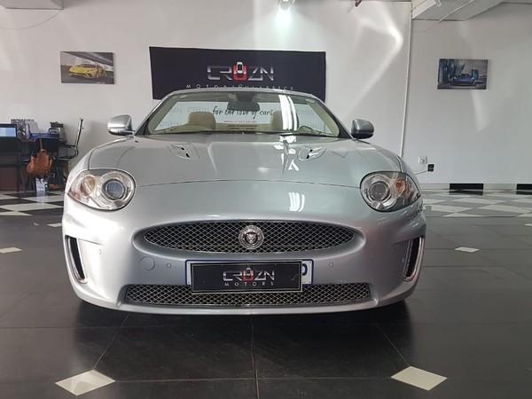 2011 Jaguar XK Xkr 5.0 Convertible  Kwazulu Natal Durban North_0