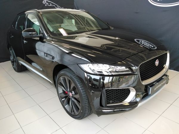 2017 Jaguar F-Pace 3.0D AWD First Kwazulu Natal Umhlanga Rocks_0