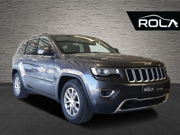 2014 Jeep Grand Cherokee 3.0L V6 CRD LTD Western Cape Somerset West_0
