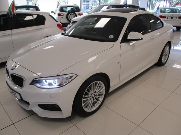 2016 BMW 2 Series 220i M Sport Auto Kwazulu Natal Durban_0