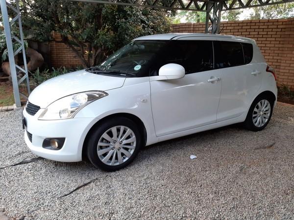 2012 Suzuki Swift 1.4 Gls  Gauteng Centurion_0