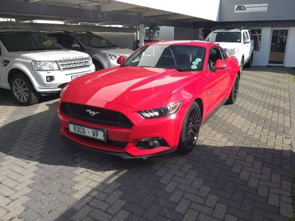 2016 Ford Mustang 5.0 GT Auto Western Cape Bellville_0
