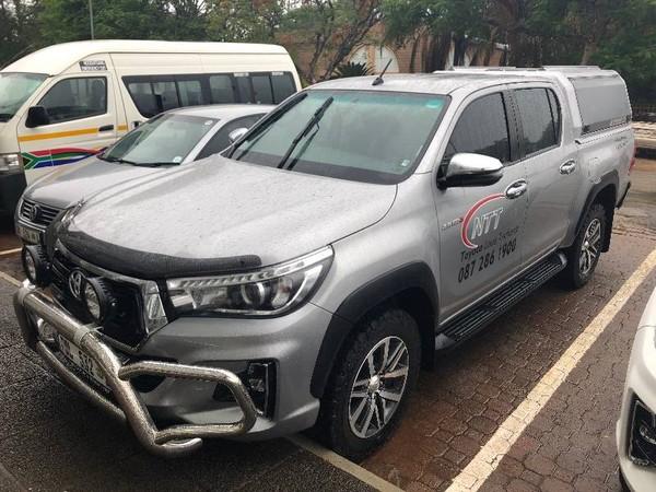 2019 Toyota Hilux 2.8 GD-6 Raider 4X4 Double Cab Bakkie Limpopo Louis Trichardt_0