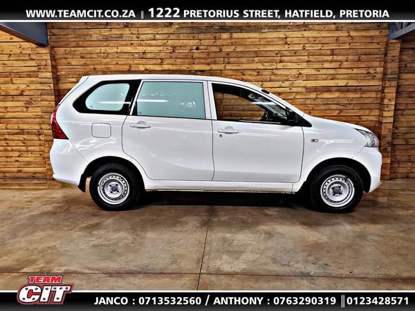 2016 Toyota Avanza 1.3 S Fc Pv  Gauteng Pretoria_0