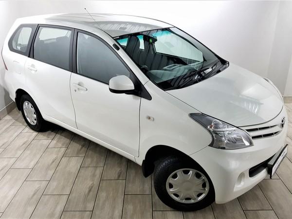 2015 Toyota Avanza 1.5 Sx  Gauteng Pretoria_0