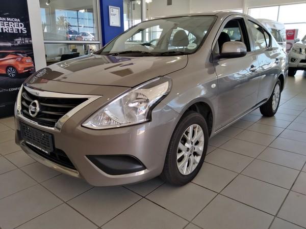 2018 Nissan Almera 1.5 Acenta Auto Western Cape Vredenburg_0
