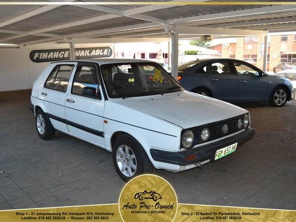 1992 Volkswagen Golf 3 Gsx 1.8  North West Province Klerksdorp_0