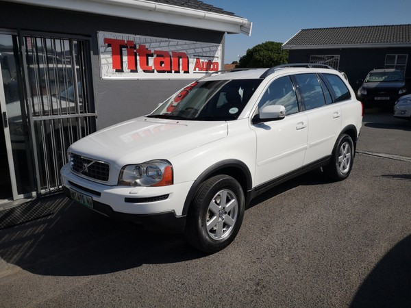 2010 Volvo Xc90 D5 At  Western Cape Kuils River_0