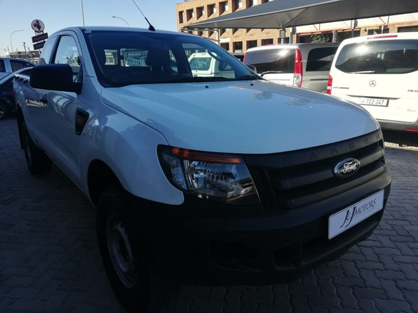 2013 Ford Ranger 2.2TDCi PU SUPCAB Western Cape Kuils River_0