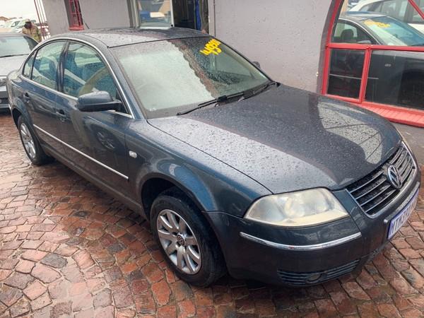 2001 Volkswagen Passat 1.8 T Tiptronic  Gauteng Boksburg_0