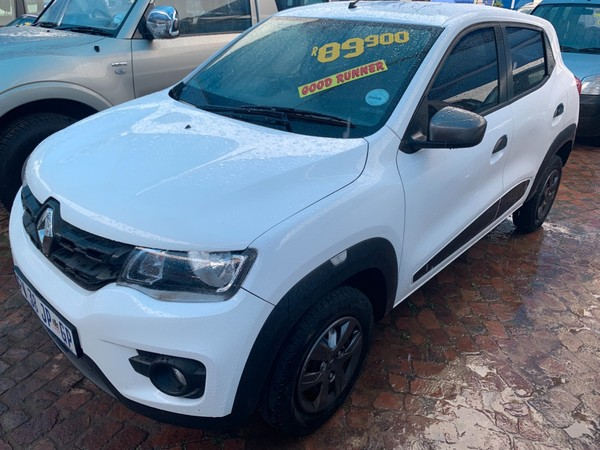 2017 Renault Kwid 1.0 Dynamique 5-Door Gauteng Boksburg_0
