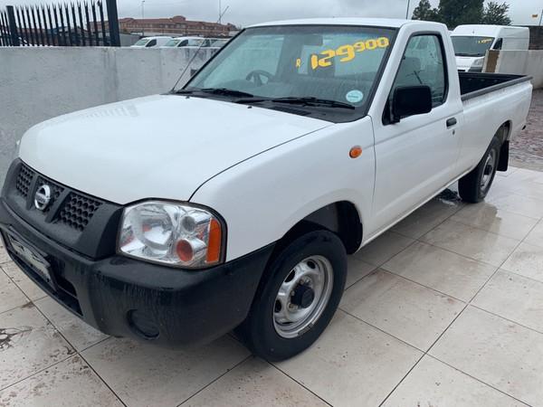 2015 Nissan NP300 Hardbody 2.0i LWB Single Cab Bakkie Gauteng Boksburg_0