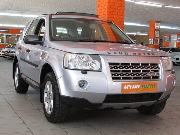 2007 Land Rover Freelander Ii 3.2 I6 S At  Western Cape Cape Town_0