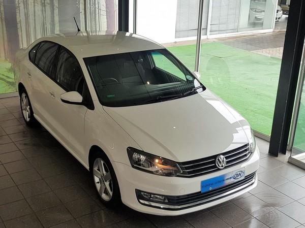 2017 Volkswagen Polo 1.6 Comfortline  Gauteng Midrand_0