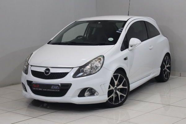 2011 Opel Corsa 1.6 Opc  Gauteng Nigel_0