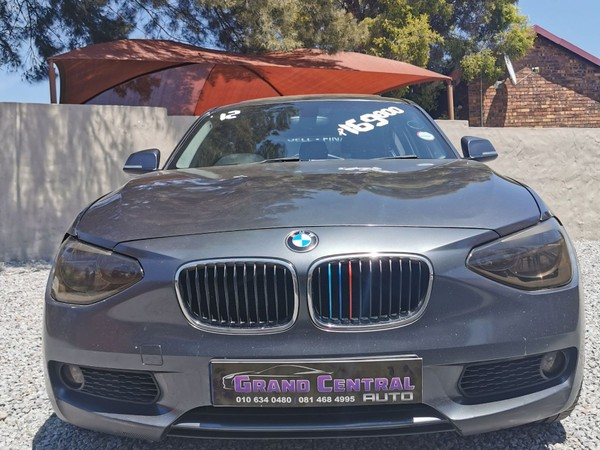 2012 BMW 1 Series 120d 5dr At f20  Gauteng Midrand_0